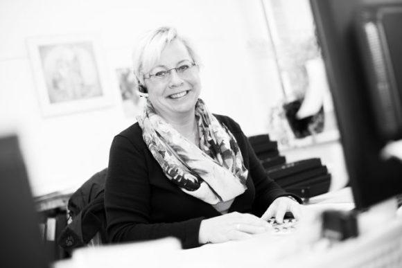 30 Jahre bei Koberg + Tente: Petra Schütters