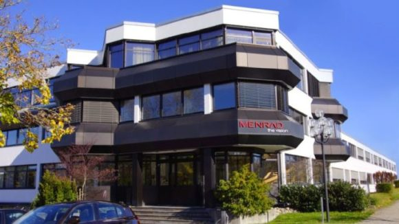 Menrad-Hauptverwaltung in Schwäbisch Gmünd