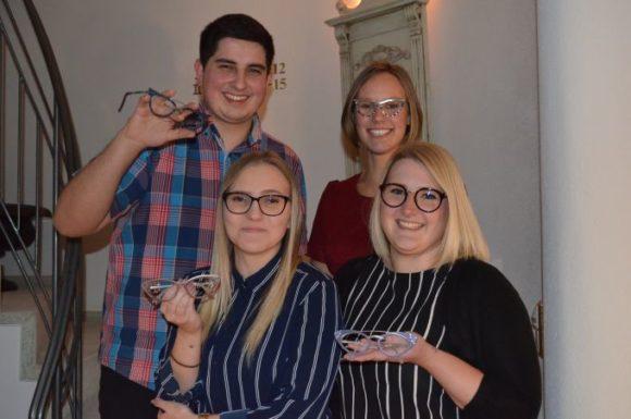 PLW im Augenoptikerhandwerk - die Sieger 2018