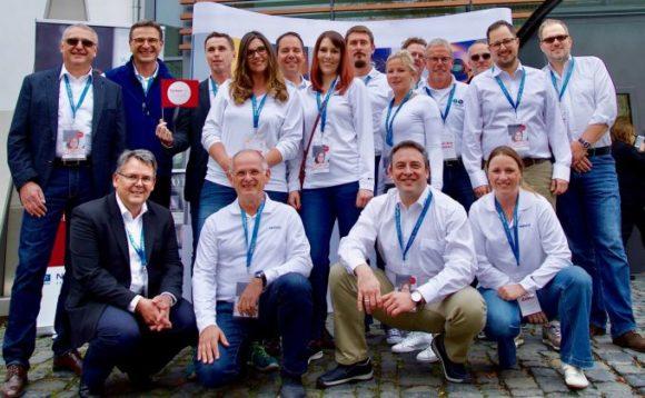 Sehtest-Aktion in Wetzlar - die Helfer und Unterstützer