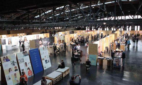 Copenhagen Specs Berlin 2018 - Blick in die Halle