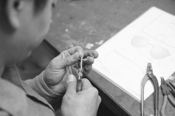Eyevan Brillen: In der Manufaktur