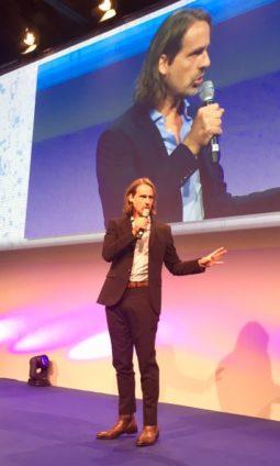 David Precht beim Spectaris trendForum 2018