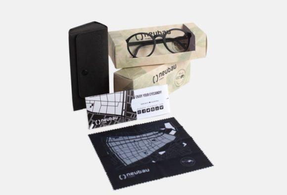 Green Good Design Award 2018: für Neubau Brillen