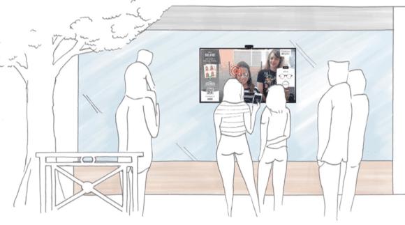 Fitting Box Brillenanprobe virtuell