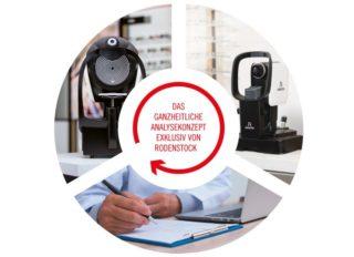 Analysekonzept von Rodenstock: Mehr Vorsorge gegen Augenkrankheiten