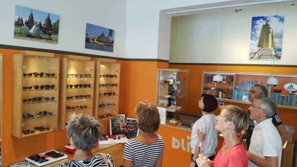 Augenoptik-Fachgeschäft Blickfang in Berlin