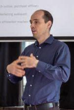 Digital Drill: Referent Dominic Scheppelmann