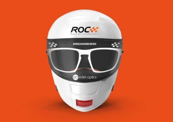 Edel-Optics ist Brillen-Partner des Race Of Champions 2019