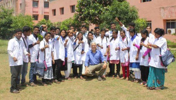 EinDollarBrille: Trainingszentrum in Odisha/Indien