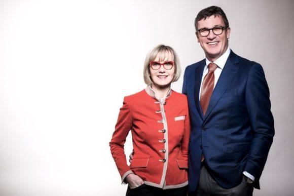 Optik Matt: Unternehmer-Ehepaar Birgit und Michael Matt