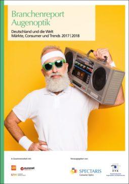 Spectaris Branchenreport Augenoptik BZR 2018: Cover