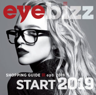 eyebizz Shopping Guide zur opti 2019