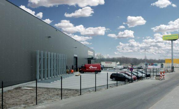 Brille24 - Logistikzentrum Leipzig