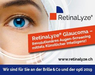 Retinalyze Augenscreening