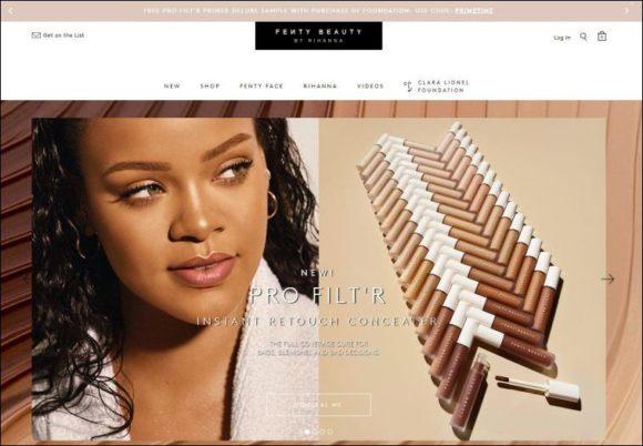 Rihanna - Fenty Beauty