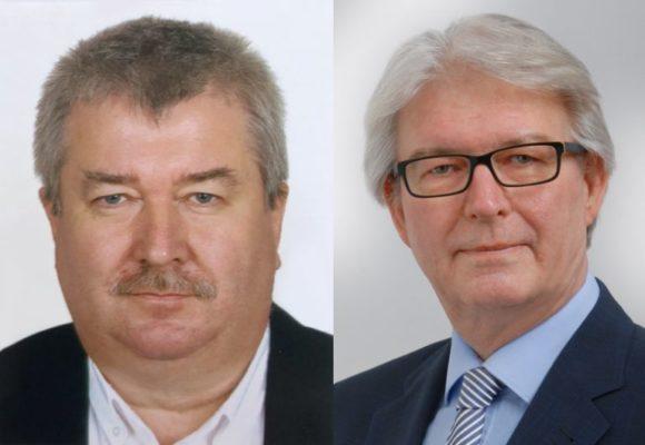 VonBogen - neu im Außendienst: Gerd Wälti und Robert Dürr
