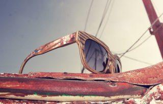 Zylo Eyewear - Gregos - Sonnenbrillen aus Fischerbooten