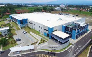 CooperVision - das Werk in Costa Rica