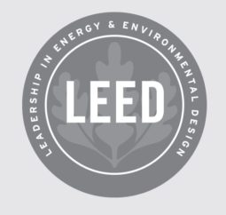 CooperVision - LEED Logo