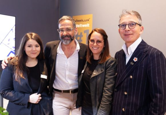 Essilor - opti 2019: Testimonial Marco Consoli und Frank Walenda