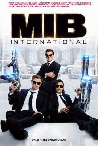 Men in Black International - das Filmplakat