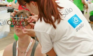 Special Olympics - Essilor - Opening Eyes