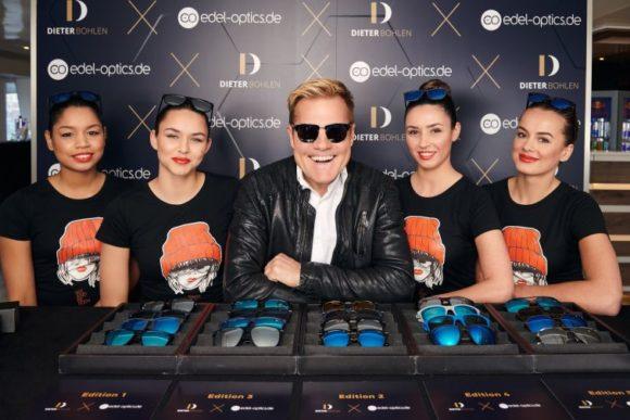 Edel-Optics und Sonnenbrillen von Dieter Bohlen