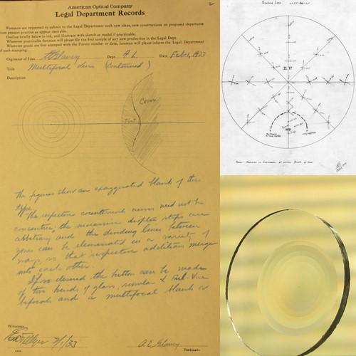 Die ersten Gleitsichtgläser erfand eine Frau schon 1924