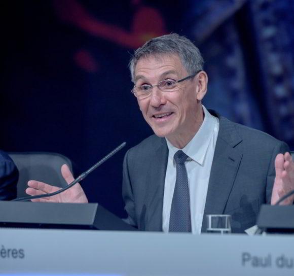 Hubert Sagnières Chairman of Essilor International