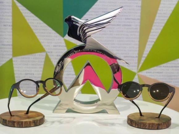 Bird Sunglasses - Frame of the Year 2019 - Model Blackcap