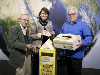 Brillen Weltweit - Spende von Dr. Maria Flachsbarth