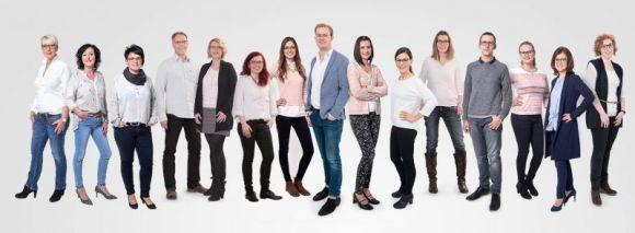 Draeger + Heerhorst - das gesamte Team