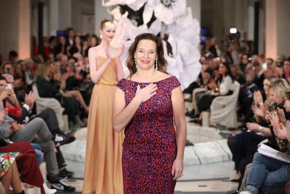 Fashion Week Berlin - Anja Gockel