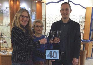 Jubiläum - Röhl Optik Lübeck - bb