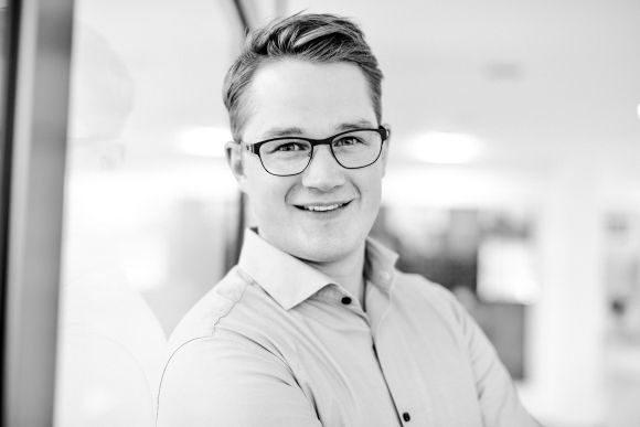 Koberg und Tente - Außendienst - Marcel Essing