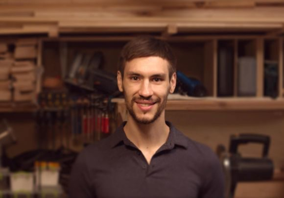 Ochis Coffee Eyewear - Founder Max Gavrilenko