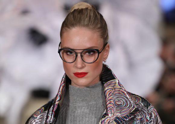Optik Hies und Anja Gockel - Fashion Week Berlin