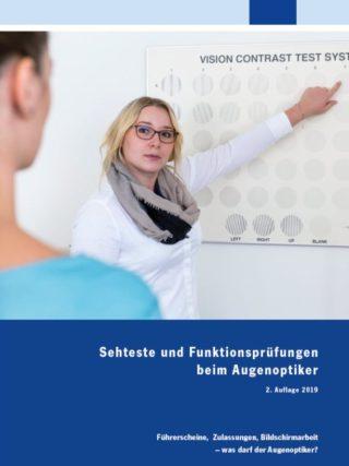 ZVA - Broschüre Sehteste beim Augenoptiker, 2. Auflage