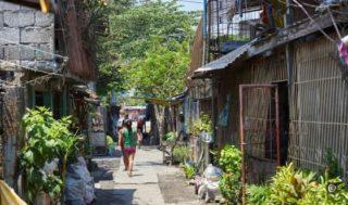 CBM - Auf den Philippinen gibt es viele Slums