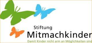 Koberg & Tente - Spende an die Stiftung Mitmachkinder