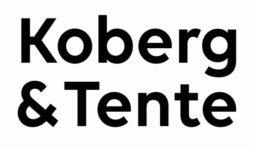 Koberg und Tente - neues Logo ab 2019