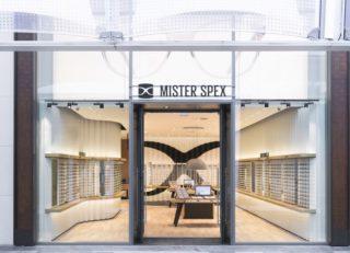 Mister Spex Store Bochum - Außenansicht