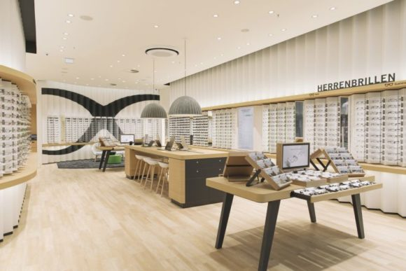 Mister Spex Store Bochum - Innenansicht