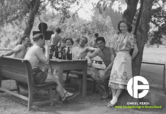 Neu bei Optibonus - Onkel Ferdi - Motiv Ausflug