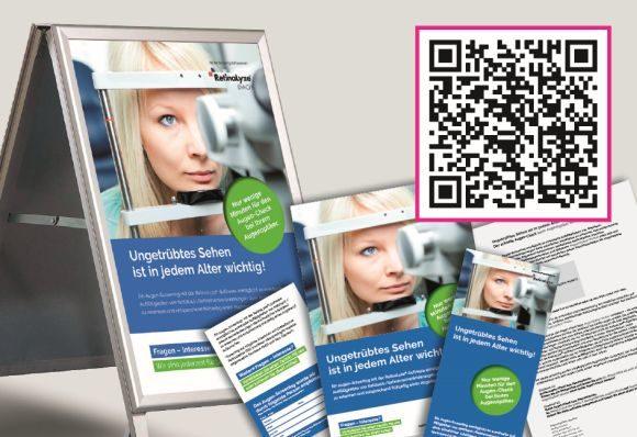 RetinaLyze - Kommunikationspaket