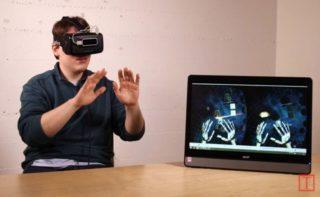 Sehtraining mit VR - Vivid Vision - Gründer James Blaha