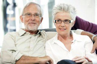 ZVA - Gutes Sehen im Alter - Senioren mit Brille