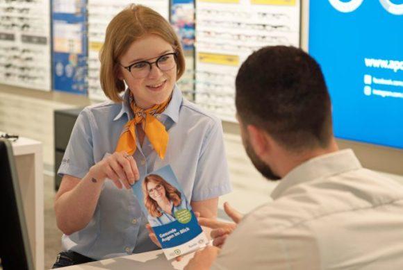 Apollo Optik - Diabetes-Kooperation