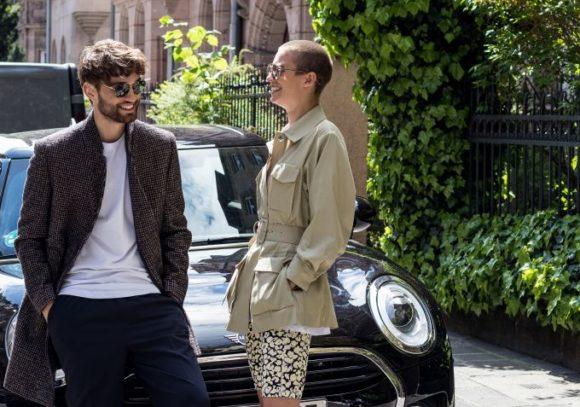 Eschenbach - Kampagnen-Shooting für Mini Eyewear - die Models